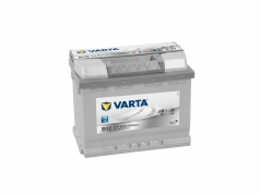 Autobaterie VARTA SILVER Dynamic 63Ah, 610A, 12V, 563400061 (563400061)