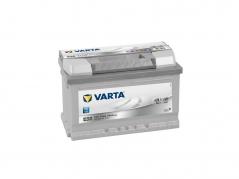 Autobaterie VARTA SILVER Dynamic 74Ah, 750A, 12V, 574402075 (574402075)