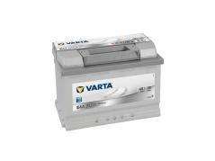 Autobaterie VARTA SILVER Dynamic 77Ah 12V, 577400078 (577400078)