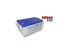 Trakčná batéria Ultracell VRLA-GEL 250Ah 12V UCG250-12 (E6407)