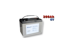 Trakčná batéria Ultracell VRLA-GEL 200Ah 12V UCG200-6 (E6681)