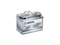 Autobaterie VARTA START-STOP PLUS 70Ah, 12V, 570901076 (570901076)