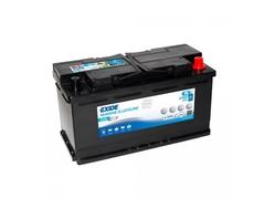 Trakčná batéria EXIDE DUAL AGM, 92Ah, 12V, EP800 (EP800)