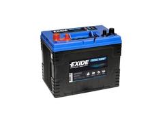 Trakčná batéria EXIDE DUAL AGM, 75Ah, 12V, EP650 (EP650)