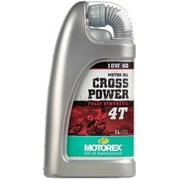 Motorex Cross Power 4T 10W-60, 1L (308242)