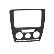 Plastový rámik autorádia ŠKODA Octavia II manual klima (04-08) PF-2997 (TSS-PF-2997)