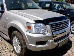 Kryt přední kapoty - Ford Ranger 2006-2009 (pred Faceliftom) (SFORAN0612)