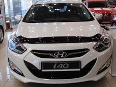 Kryt přední kapoty - Hyundai i40 2011-2020 (SHYI401112)