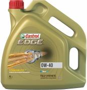 Castrol EDGE 0W-40, 4L (CAS046 )