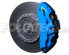 Sada na brzdové prasiatka Foliatec - Modrá GT (2188)