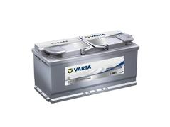 Trakčná batéria VARTA Professional Dual Purpose AGM 840105095, 105Ah, 12V, LA105 (840105095)