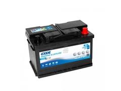 Trakčná batéria EXIDE DUAL AGM, 70Ah, 12V, EP600 (EP600)