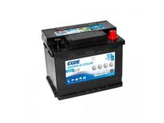 Trakčná batéria EXIDE DUAL AGM, 60Ah, 12V, EP500 (EP500)