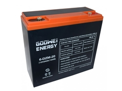 Trakčná batéria Goowei 6-DZM-20, 24Ah, 12V (E7341)