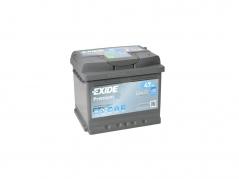 Autobaterie EXIDE Premium 47Ah, 450A, 12V, EA472 (EA472)