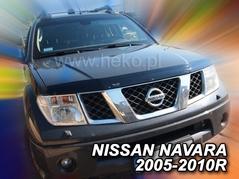 Kryt přední kapoty - Nissan Navara 2004-2010 (02135)
