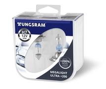 Tungsram H7 12V 55W PX26d Megalight Ultra +200% 2ks (TU 58520XHU B2)