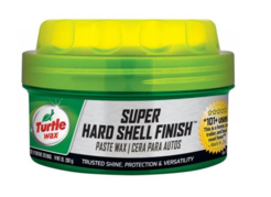 Turtle Wax Super Hard Shell Finish - Tuhý vosk 397g (70-197)