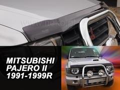 Kryt přední kapoty HEKO Mitsubishi Pajero 1991-1999 (02139)
