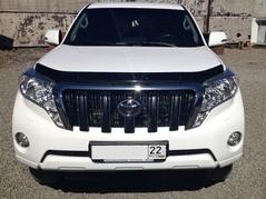 Kryt přední kapoty NOVLINE Toyota Land Cruiser Prado J150 od 2013 (STOLCP1312)
