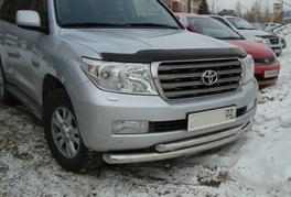 Kryt přední kapoty NOVLINE Toyota Land Cruiser Prado J200 2008-2012 (STOLCR0712)