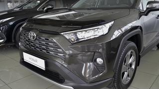 Kryt přední kapoty NOVLINE Toyota RAV4 od 2018 (STORAV1812)