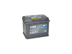 Autobatéria EXIDE Premium 60Ah, 600A, 12V, EA601 (EA601)