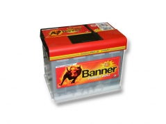 Autobaterie Banner Power Bull PROfessional P6340, 63Ah, 12V (P6340)