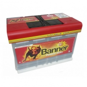 Autobaterie Banner Power Bull PROfessional P7740, 77Ah, 12V (P7740)