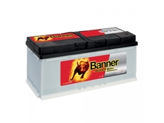 Autobaterie Banner Power Bull PROfessional P10040, 100Ah, 12V (P10040)