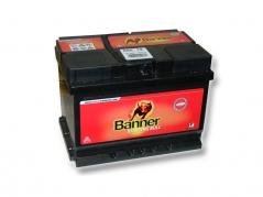Autobaterie Banner Starting Bull 55519, 55Ah, 450A, 12V (55519)