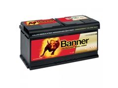 Autobaterie Banner Running Bull AGM 59201, 92Ah, 12V (59201)