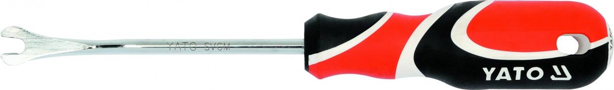 Uvoľňovač 6,2x115mm čalúnenia dverí (YT-1371)