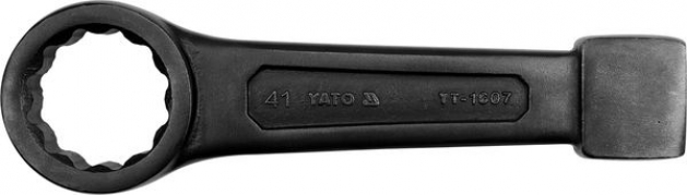 Kľúč maticový očkový rázový 24 mm (YT-1601)