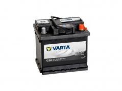Autobaterie VARTA PROMOTIVE BLACK 55Ah, 420A, 12V, C20, 555064042 (555064042)