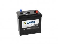 Autobaterie VARTA PROMOTIVE BLACK 112Ah, 510A, 6V, I11, 112025051 (112025051)