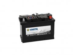 Autobaterie VARTA PROMOTIVE BLACK 100Ah, 720A, 12V, H9, 600123072 (600123072)
