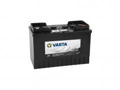 Autobaterie VARTA PROMOTIVE BLACK 125Ah, 720A, 12V, J1, 625012072 (625012072)