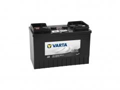 Autobaterie VARTA PROMOTIVE BLACK 125Ah, 720A, 12V, J2, 625014072 (625014072)