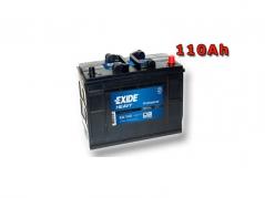 Autobaterie EXIDE Professional HD 110Ah, 12V, EG1102 (EG1102)