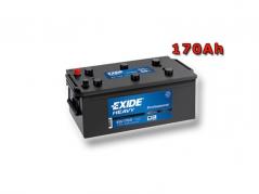 Autobaterie EXIDE Professional HD 170Ah, 12V, EG1703 (EG1703)