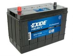 Autobaterie EXIDE Professional HD 110Ah, 12V, EG110B (EG110B)