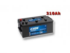Autobaterie EXIDE Professional HD 215Ah, 12V, EG2153 (EG2153)