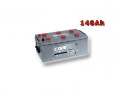 Autobaterie EXIDE Expert HVR 140Ah, 12V, EE1403 (EE1403)