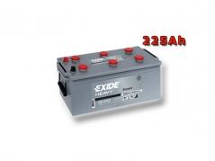 Autobaterie EXIDE Expert HVR 225Ah, 12V, EE2253 (EE2253)