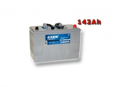 Autobaterie EXIDE Professional Power HDX 142Ah, 12V, EF1420 (EF1420)
