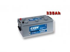 Autobaterie EXIDE Professional Power HDX 235Ah, 12V, EF2353 (EF2353)