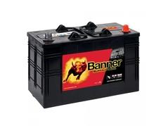 Autobaterie Banner Buffalo Bull 61047, 110Ah, 12V (61047)