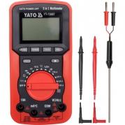 Multimeter digitálny 5v1, 162 x 83 x 47 mm (YT-73087)