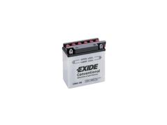 Motobaterie EXIDE BIKE Conventional 5Ah, 12V, YB5L-B (12N5-3B) (E5029)